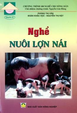Nghề Nuôi Lợn Nái