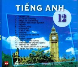 Tiếng Anh 12 - CD Đĩa Đôi