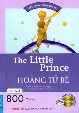 Hoàng Tử Bé (Kèm 2 CD)