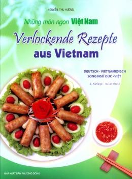 Những Món Ngon Việt Nam - Song Ngữ Đức - Việt