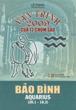 Vận Trình 2009 Của 12 Chòm Sao - Bảo Bình