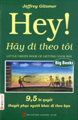 Hey! Hãy Đi Theo Tôi - Big Books