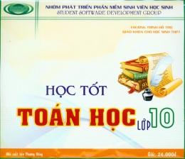 Học Tốt Toán Học Lớp 10 - CD