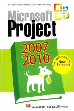 Microsoft Project 2007 - 2010 Cho Người Mới Sử Dụng