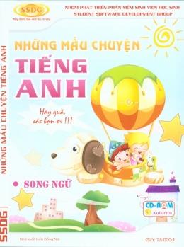 Những Mẫu Chuyện Tiếng Anh - Song Ngữ (CD)
