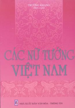 Các Nữ Tướng Việt Nam