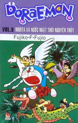 Doraemon - Vol.9 - Nobita Và Nước Nhật Thời Nguyên Thủy