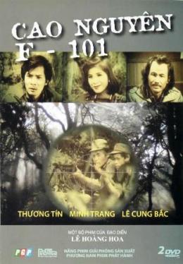 Cao Nguyên F-101 - Phim Việt Nam - Gồm 2 Tập (DVD)