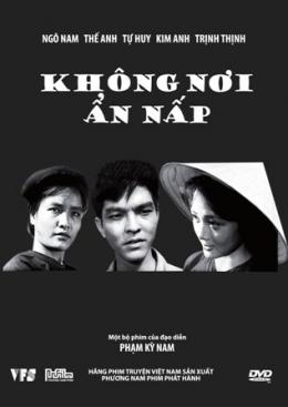 Không Nơi Ẩn Nấp - Phim Việt Nam (DVD)