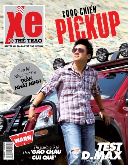 Tạp Chí: Xe & Thể Thao (Tháng 6/2011)