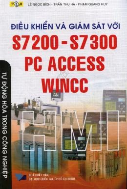 Điều Khiển Và Giám Sát Với S7200 - S7300 PC Access & Wincc