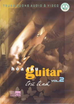 CD Hòa Tấu Guitar Trữ Tình - Vol.2