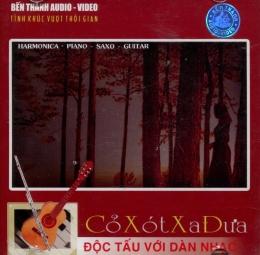 CD Hòa Tấu Tình Khúc Vượt Thời Gian - Cỏ Xót Xa Đưa