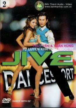 DVD Tự Luyện Khiêu Vũ Quốc Tế .2 - Rumba Dance Sport - Thùy Vân & Tuấn Hùng