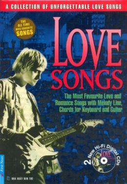 Love Songs (Kèm 2 CD)