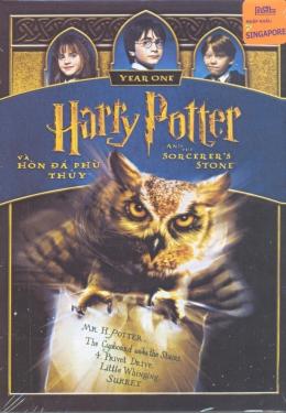 DVD Harry Potter Và Hòn Đá Phù Thủy - Phim Mỹ