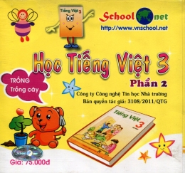 Phần Mềm Học Tiếng Việt 3 - Phần 2