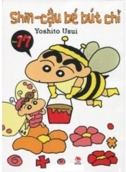 Shin - Cậu Bé Bút Chì - Tập 17