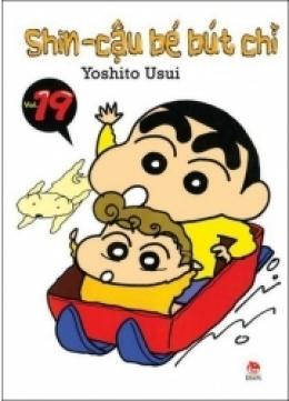 Shin - Cậu Bé Bút Chì - Tập 19