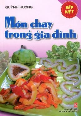 Bếp Việt - Món Chay Trong Gia Đình