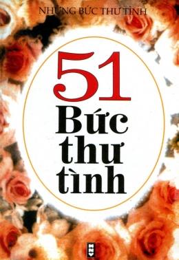 51 Bức Thư Tình (Sách Bỏ Túi)