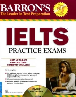 Barron's IELTS Practice Exams (Kèm 2 CD)