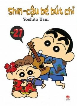 Shin - Cậu Bé Bút Chì - Tập 21