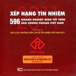 Xếp Hạng Tín Nhiệm 596 Doanh Nghệp Niêm Yết Trên Sàn Chứng Khoán Việt Nam