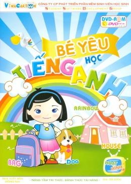DVD-ROM: Bé Yêu Học Tiếng Anh