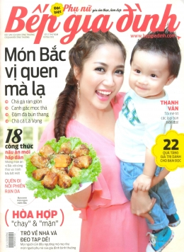 Tạp Chí: Bếp Gia Đình - Số 12 (Tháng 06-2012)
