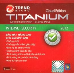 Trend Micro Internet Security 2012 - Titanium