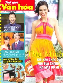 Thế Giới Văn Hóa - Số 22 (Tháng 6/2012)