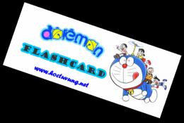 Flashcard Doremon