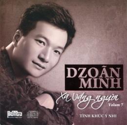 CD Tình Khúc Ý Nhi - Xa Vắng Người - Dzoãn Minh (Vol.7)