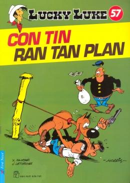 Lucky Luke 57 - Con Tin Ran Tan Plan