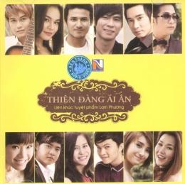 CD Thiên Đàng Ái Ân - Liên Khúc Tuyệt Phẩm Lam Phương