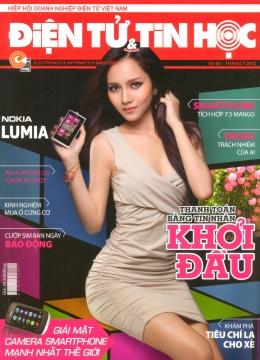 Điện Tử & Tin Học - Số 62 (Tháng 7/2012)