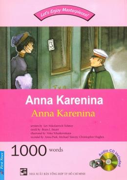 Anna Karenina (Kèm 1 CD)