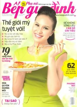 Bếp Gia Đình - Số 16 (Tháng 8-2012)
