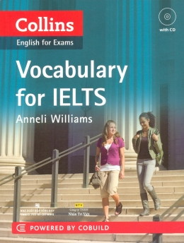 Collins - Vocabulary For IELTS (Kèm 1 CD)