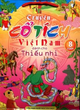 Truyện Cổ Tích Việt Nam Dành Cho Thiếu Nhi (Túi 8 Cuốn)