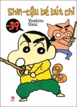 Shin - Cậu Bé Bút Chì - Tập 39