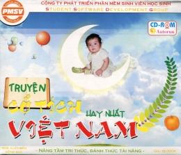 CD - Truyện Cổ Tích Hay Nhất Việt Nam