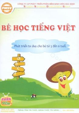 CD-ROM Bé Học Tiếng Việt
