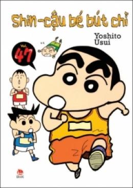 Shin - Cậu Bé Bút Chì - Tập 47