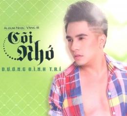CD Cõi Nhớ - Dương Đình Trí (Album Nhạc Vàng III)