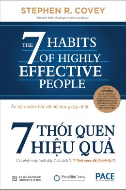 7 Thói Quen Hiệu Quả (Bìa Mềm)