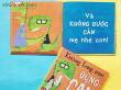 """""""Khủng Long Nhỏ Đừng Đánh Nhé!"""" - Micheal Dahl, Adam Record là cuốn sách thú vị cho con bạn"""