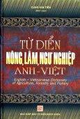 Từ Điển Nông - Lâm - Ngư Nghiệp - Anh - Việt