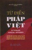 Từ Điển Pháp Việt (Dictionnaire Francais - Vietnamien)